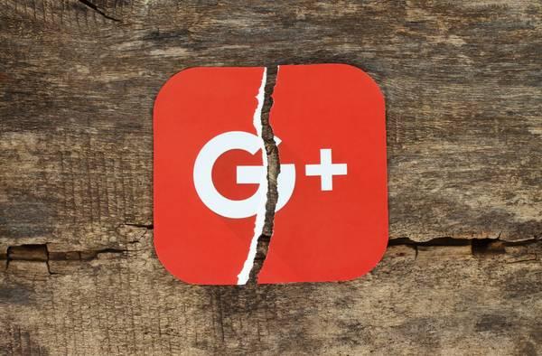 Google + Fermeture