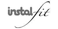 Logo Noir et Blanc Instalfit