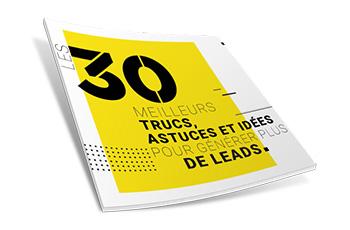 Ebook Trucs Astuces Et Idées Pour Générer Des Leads